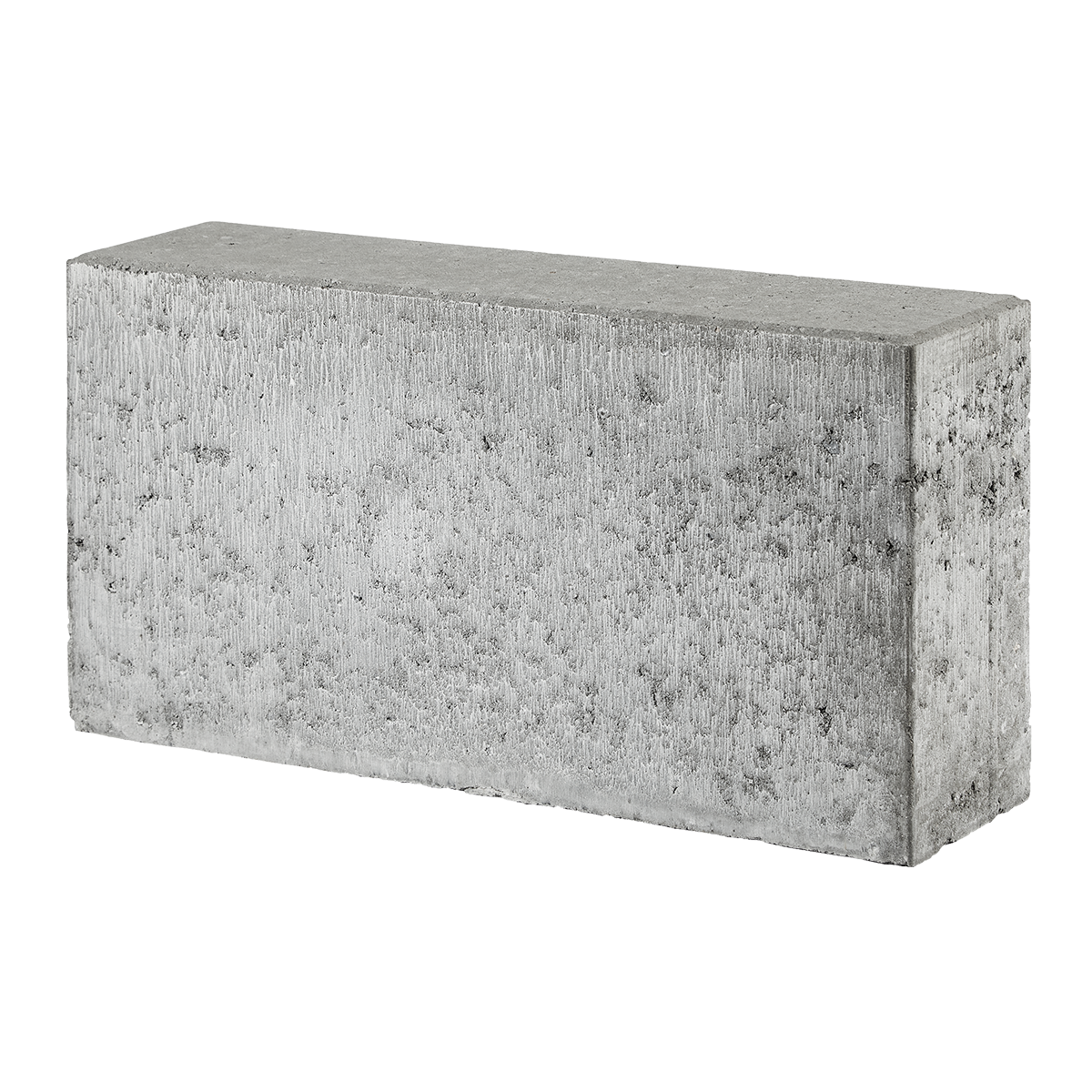 Albertslundkantsten 15x30x60 cm Grå vandret overside