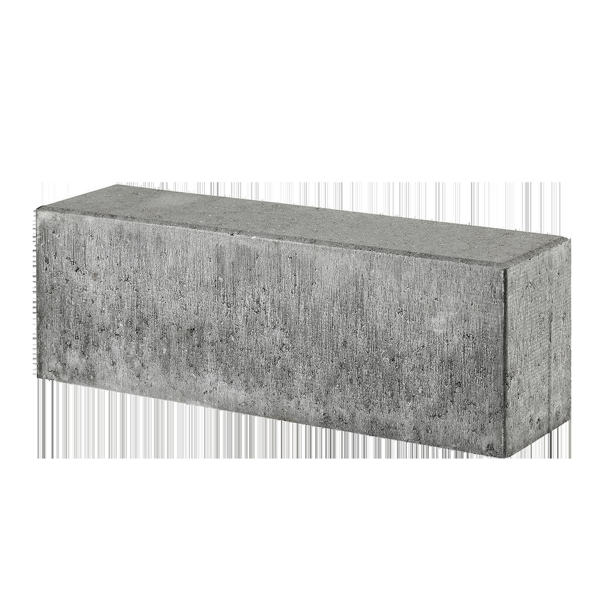 Albertslundkantsten 15x20x60 cm Grå vandret overside