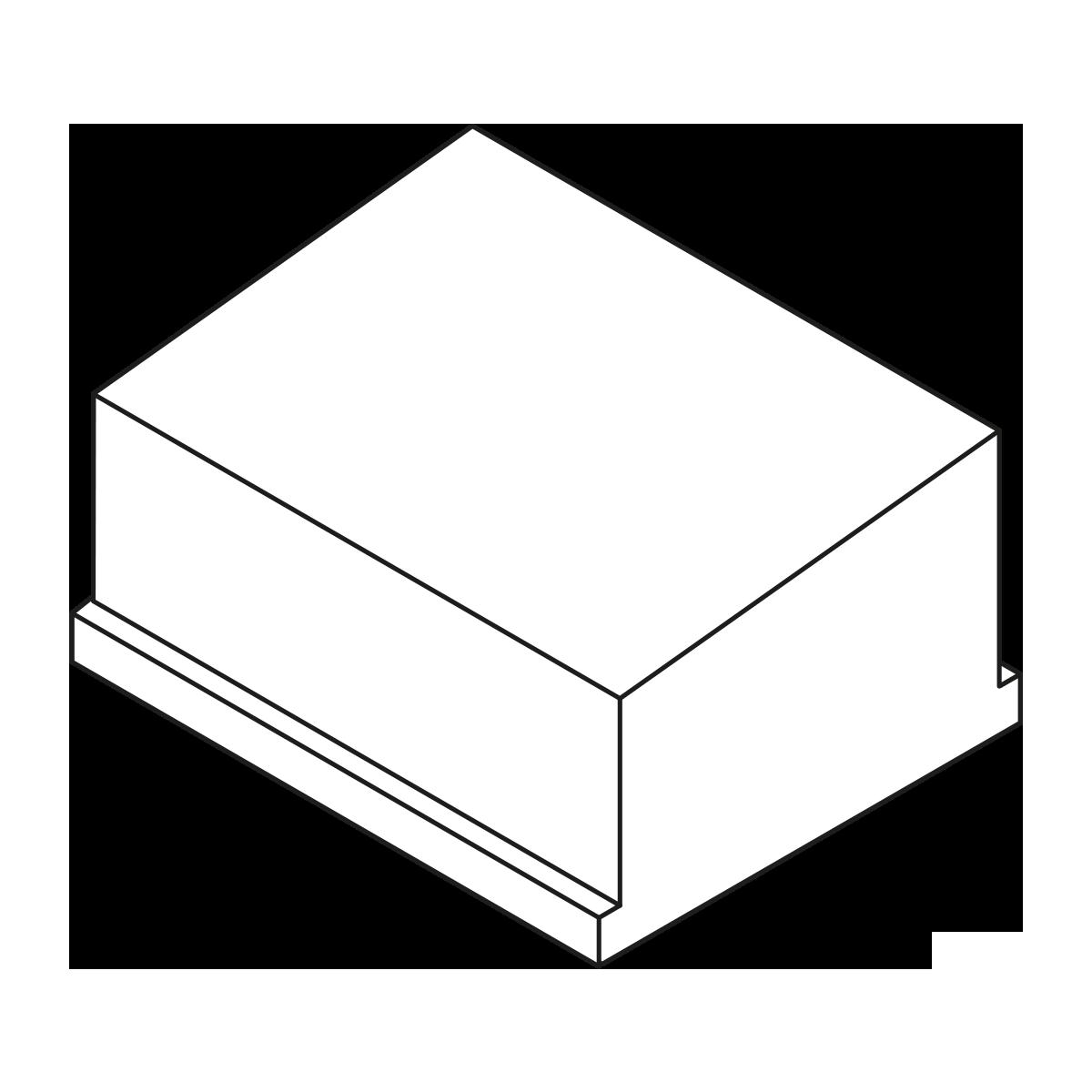 Rotundeblokke høj siena