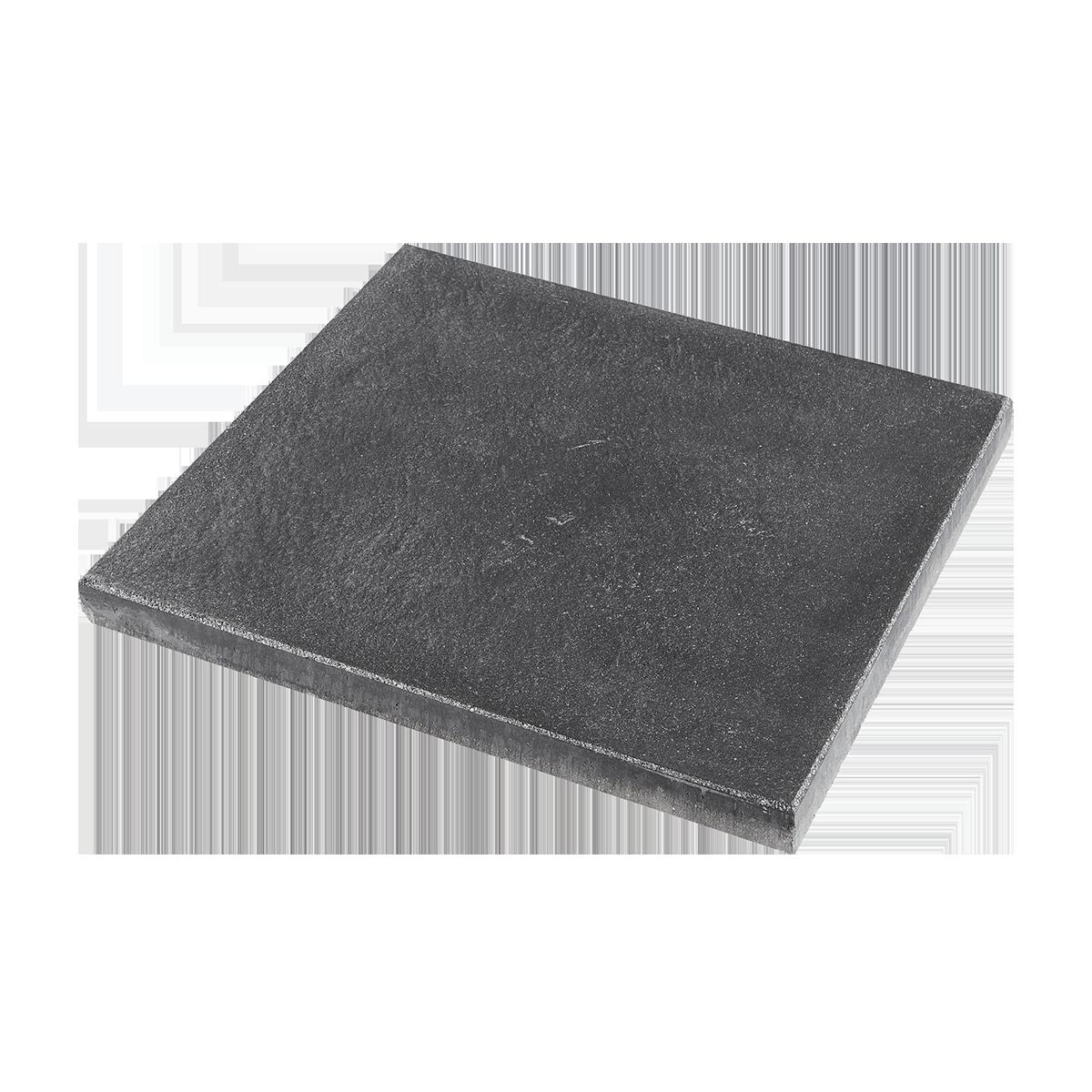 TrendLine 60,5x60,5x4 cm Sort flammet