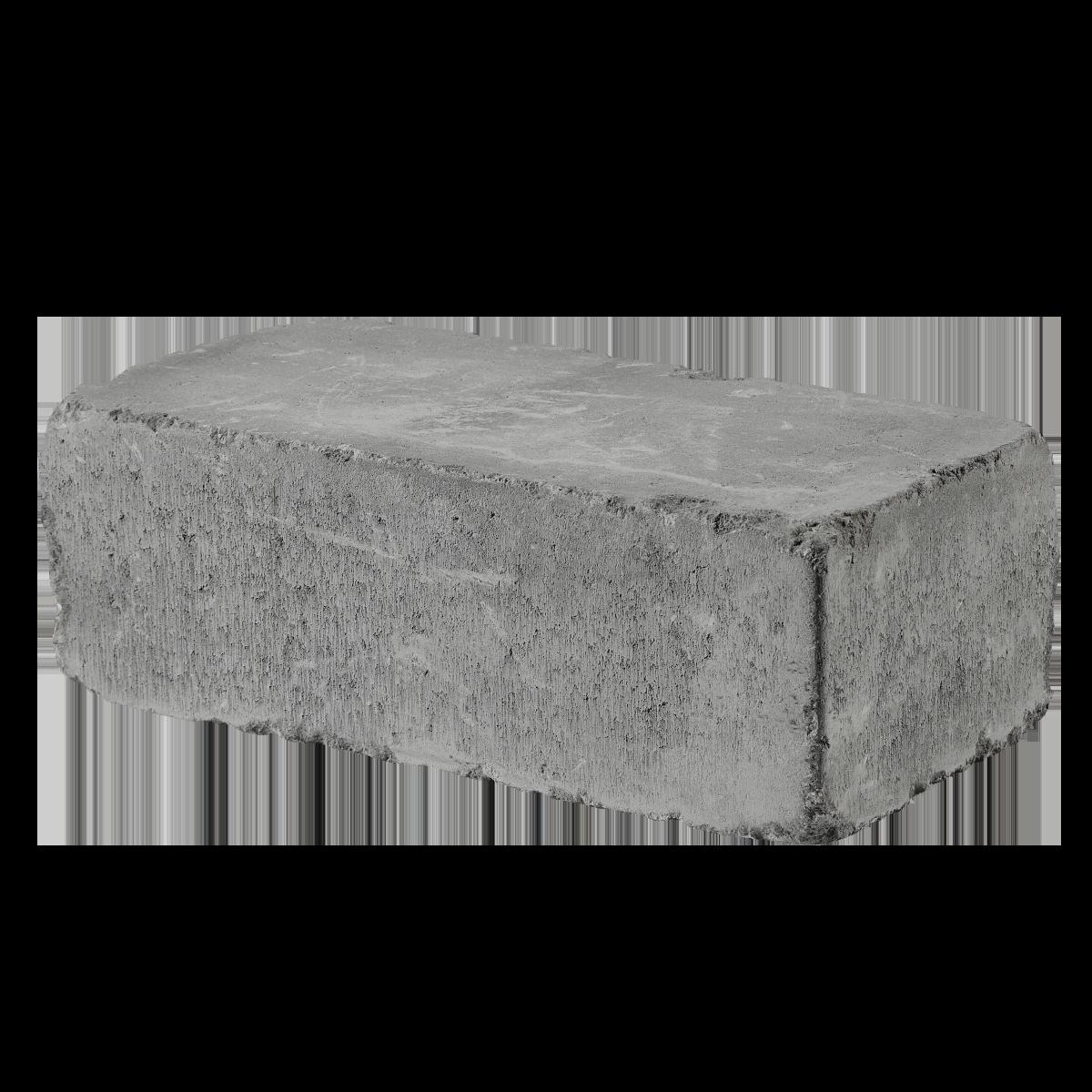 Holmegaardsten® 21x42x14 cm Sort/Antracit Makro Kantblokke
