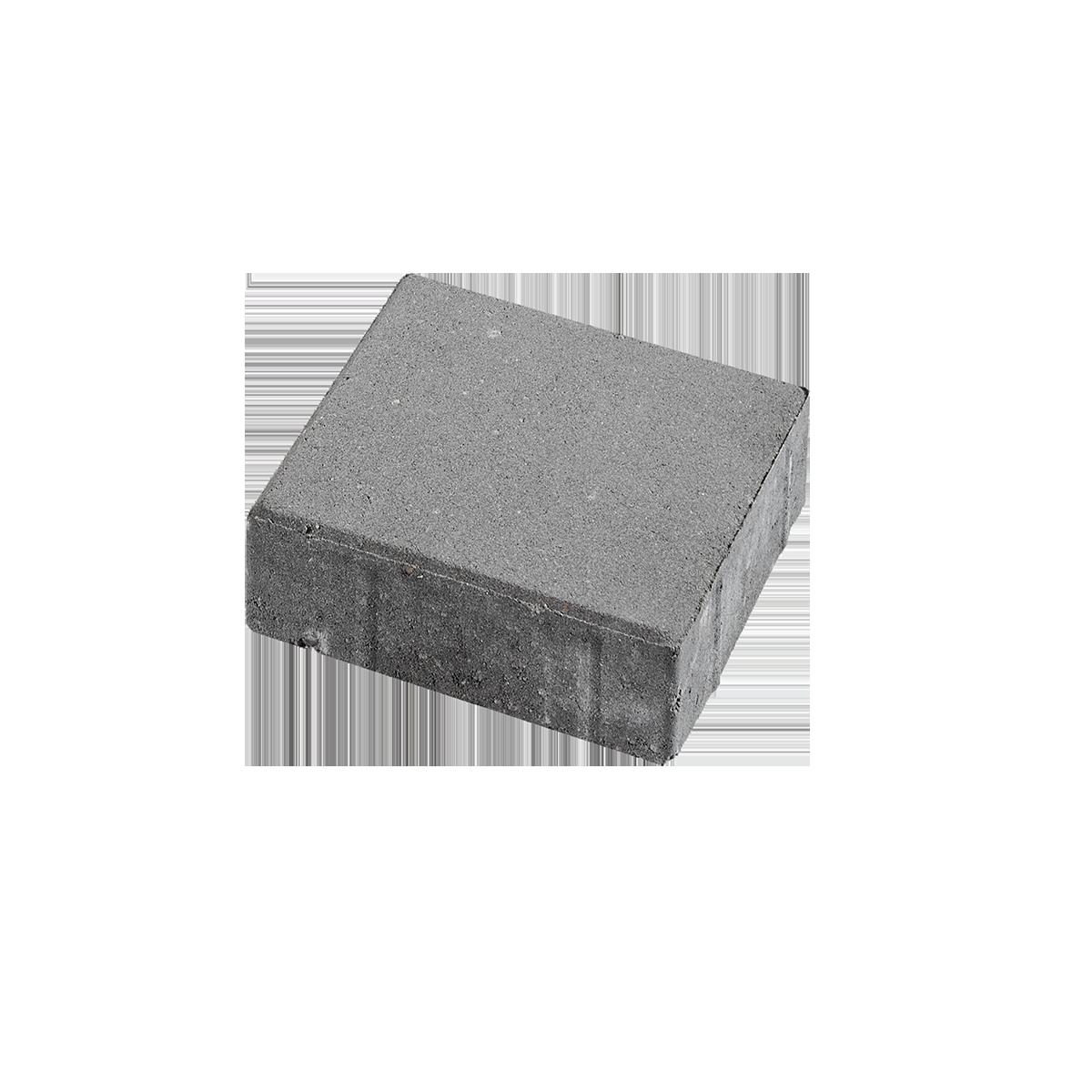 Fliser 20x20x6 cm Grå