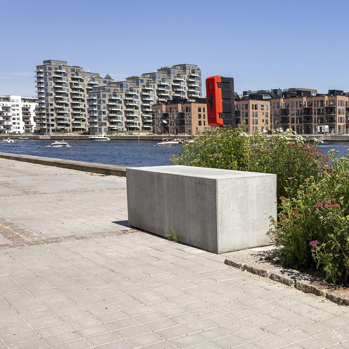 Plinte Nordic-serien grå