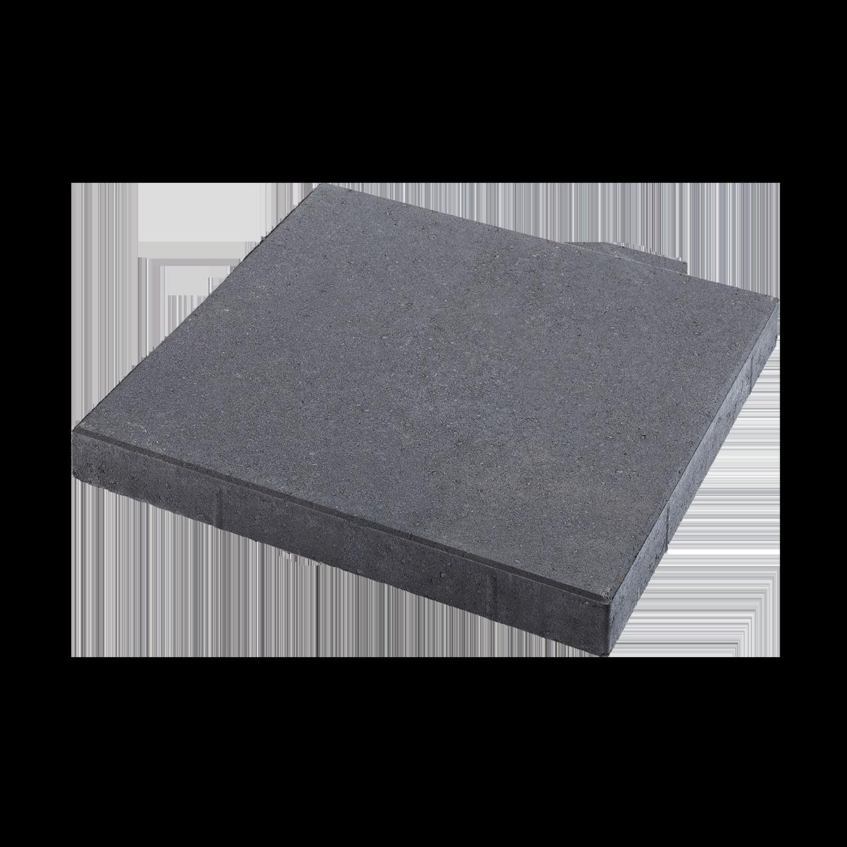 Fliser 60x60x8 cm Sort/Antracit