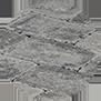 Holmegaardsten® gråmix
