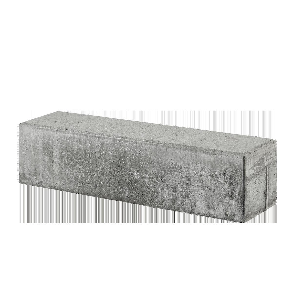 Albertslundkantsten 15x15x60 cm Grå vandret overside