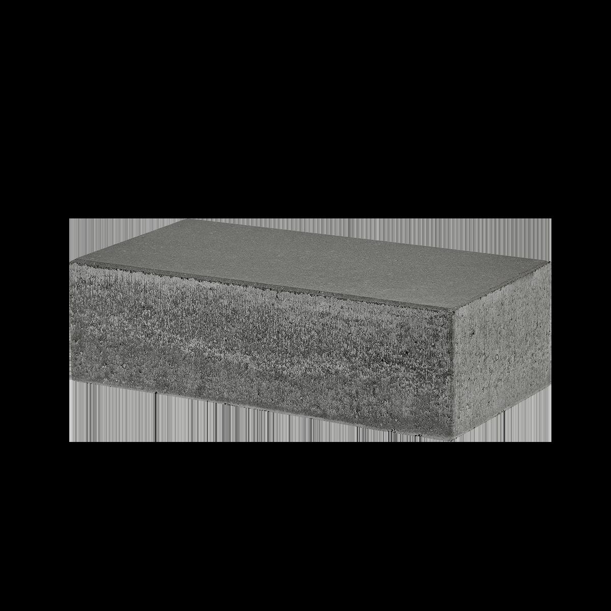 Trappetrin 60x30x18 cm Sort/Antracit Lige kant