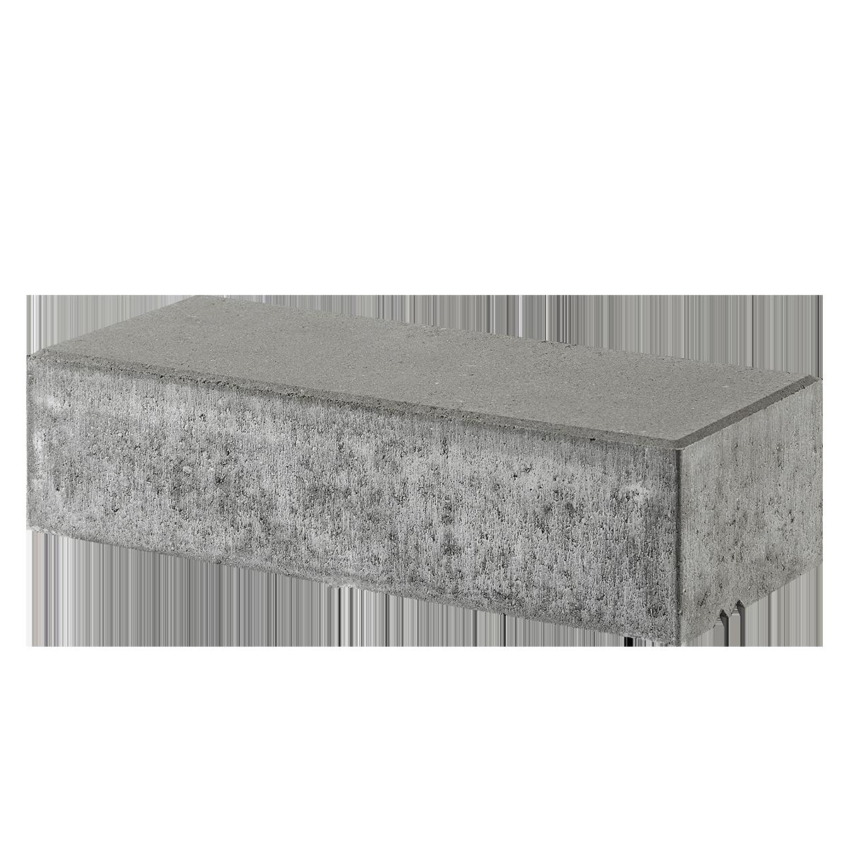 2B Murelementer 50x20x13 cm Grå afdækning