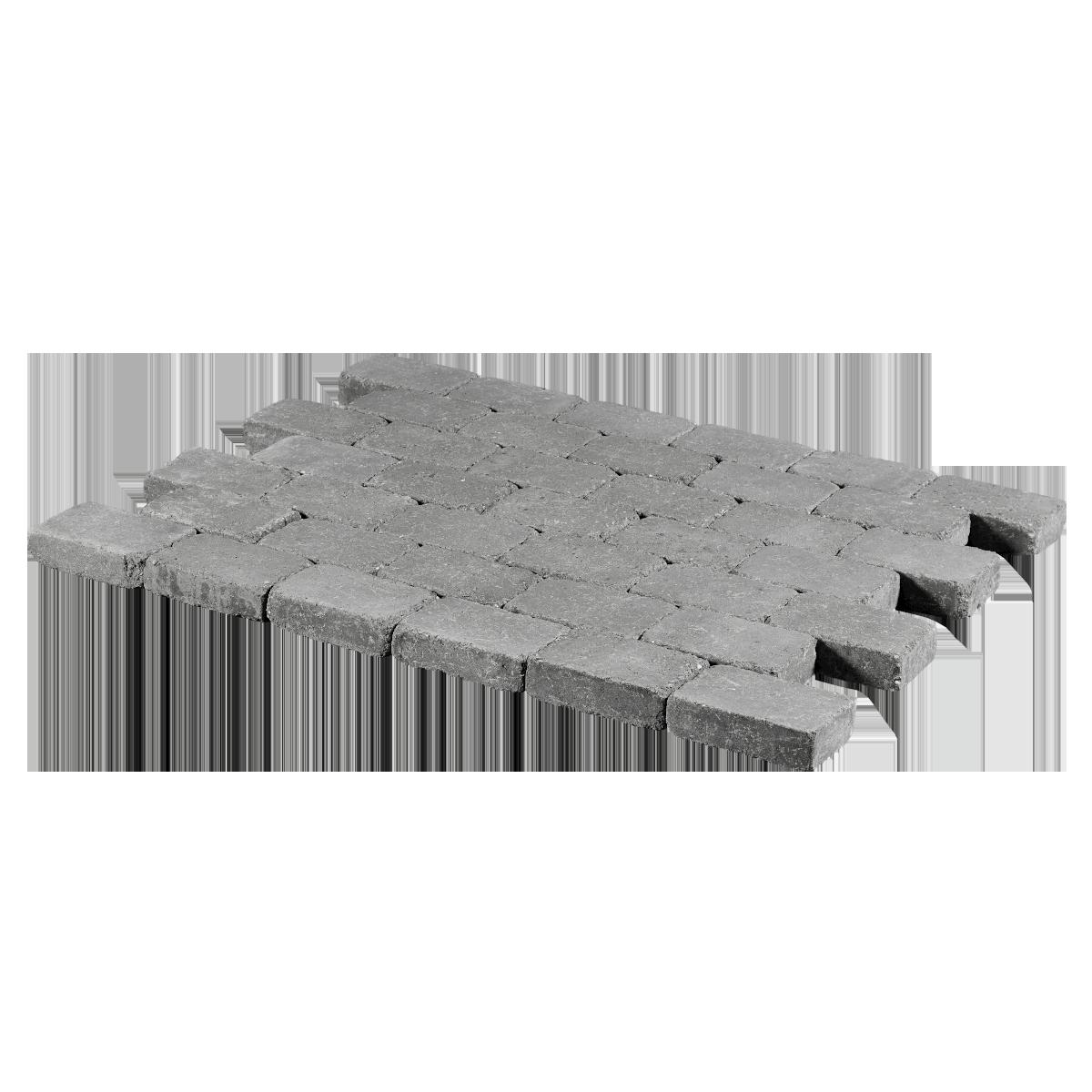 Holmegaardsten® 14x21x7 cm Grå Normalsten