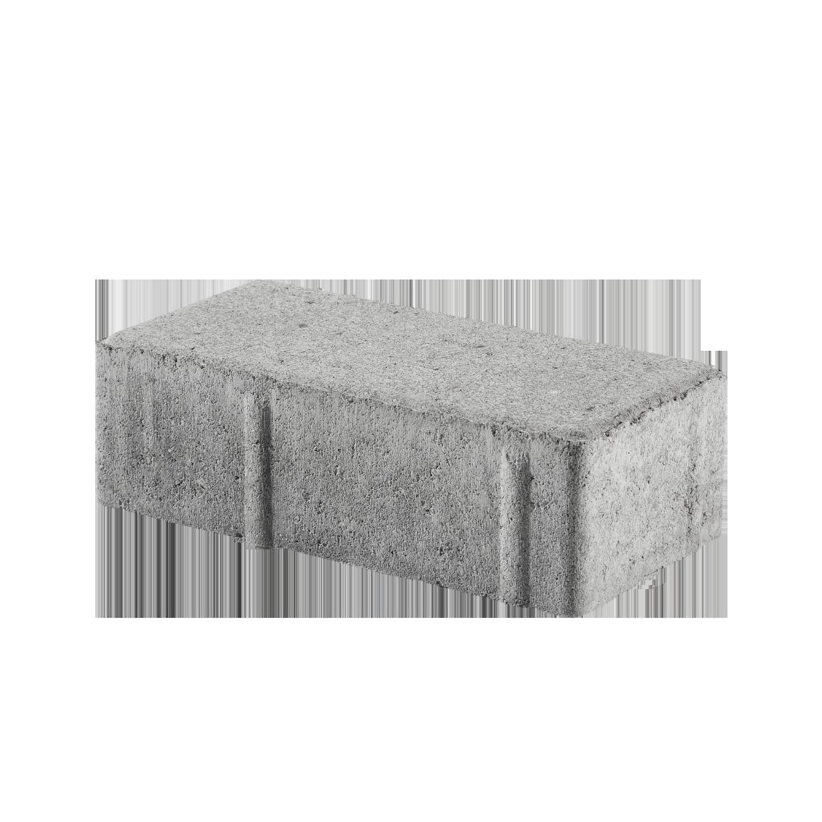 Modulserien 10x20x6 cm Grå Normalsten