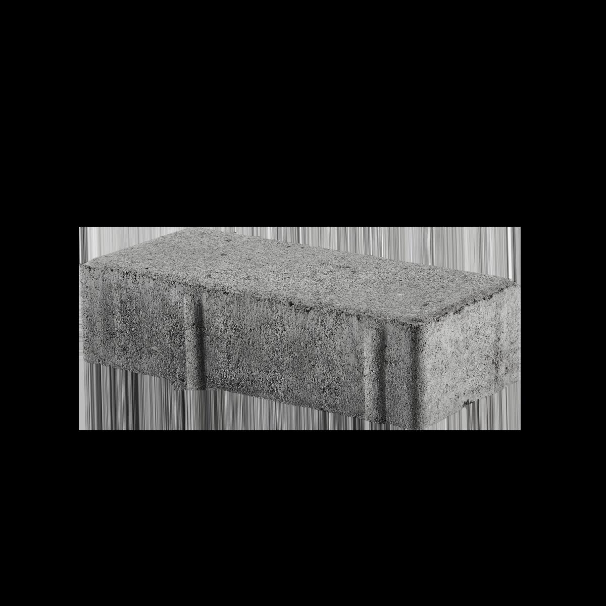 Modulserien 10x30x6 cm Sort/Antracit Normalsten