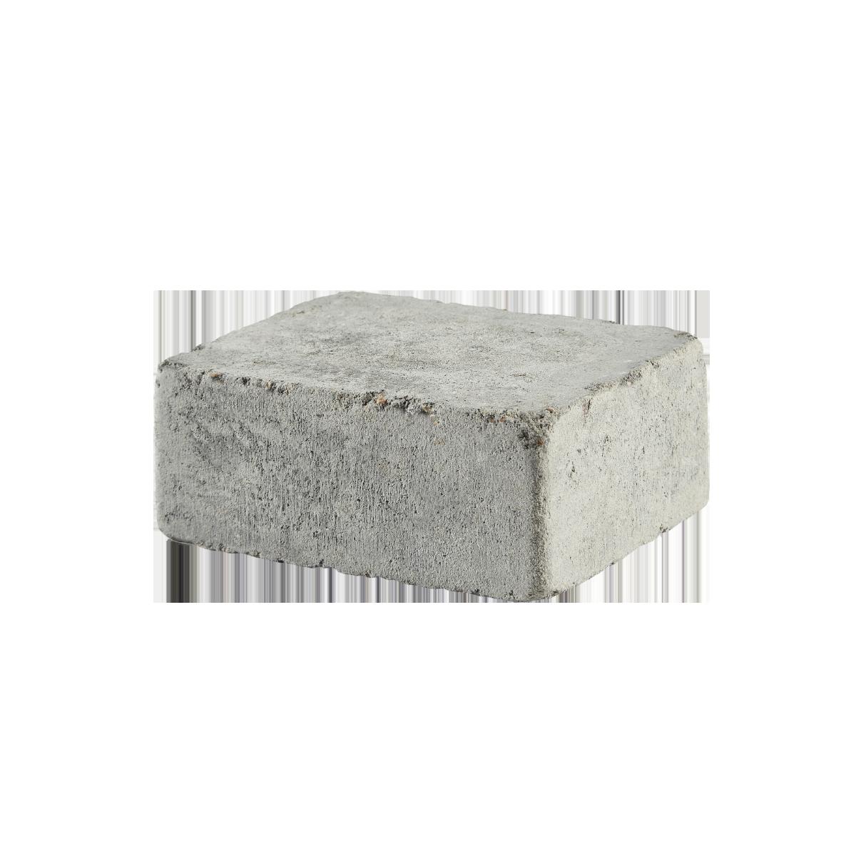 Holmegaardsten® 14x10,5x5 cm Gråmix Halve
