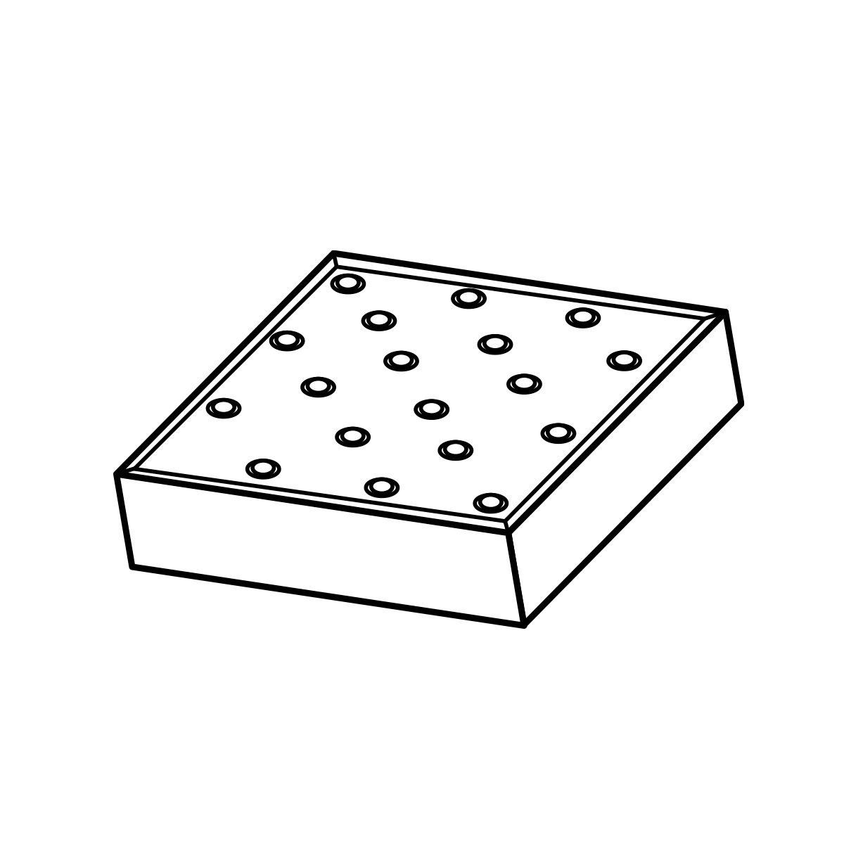 Fliser Modul 30 grå