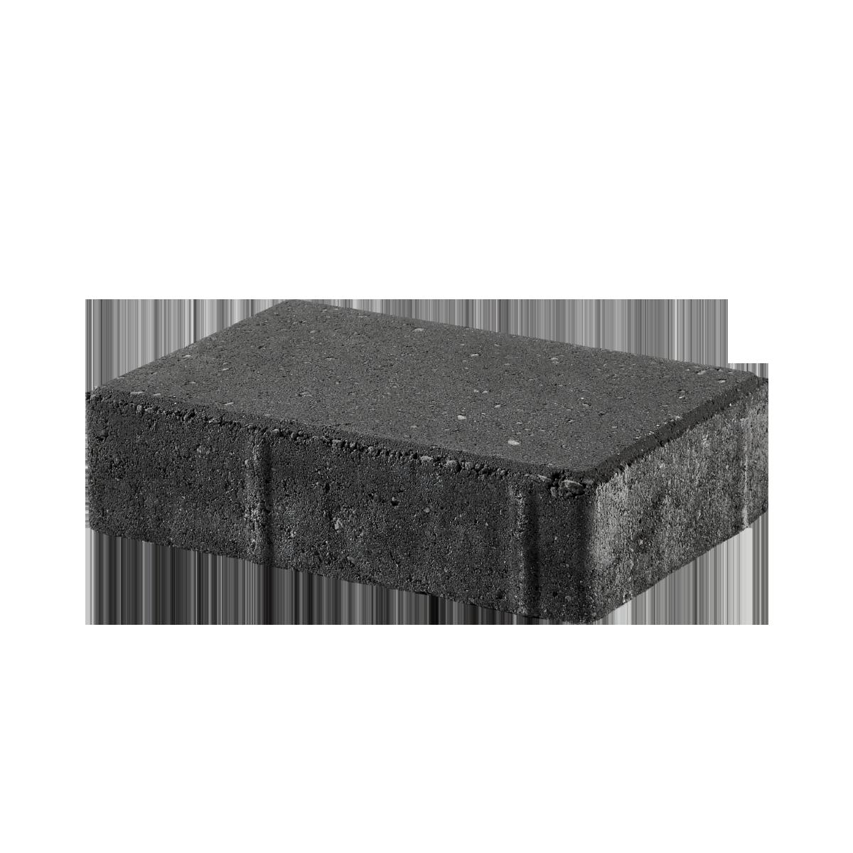 Bondesten 14x21x5 cm Sort/Antracit Normalsten