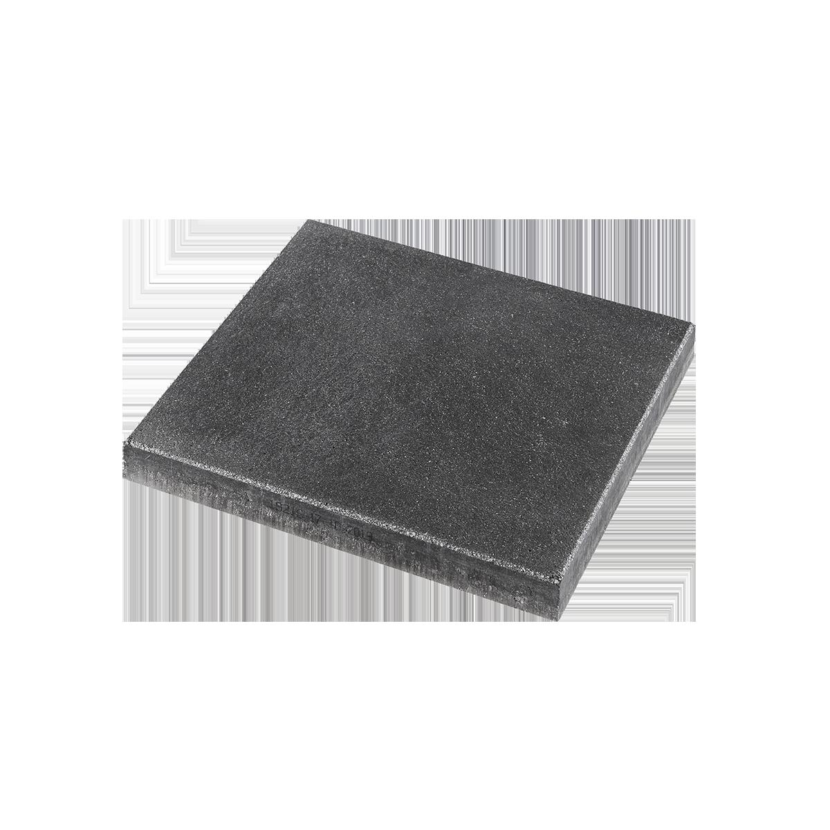 TrendLine 40,5x40,5x4 cm Sort flammet