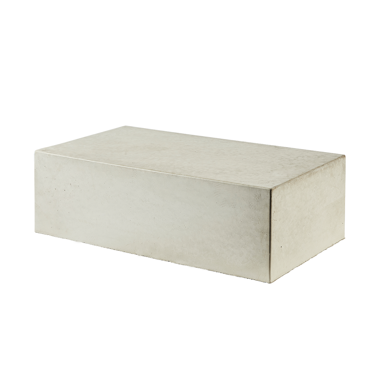SoftLine 60x30x18 cm Lys sand Trappetrin Glat overflade