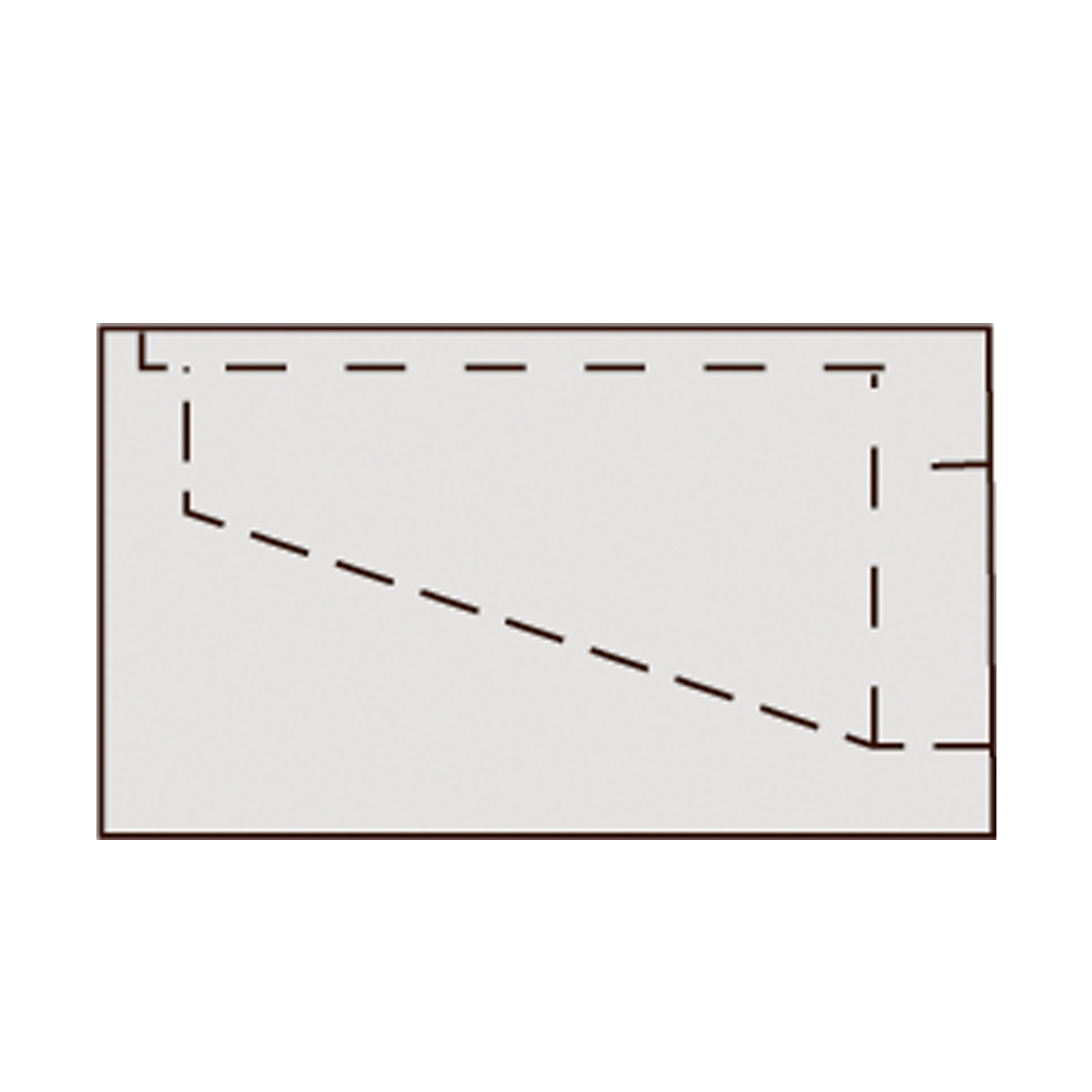 Tætning til 40 cm vej- og tørbrønde, fals
