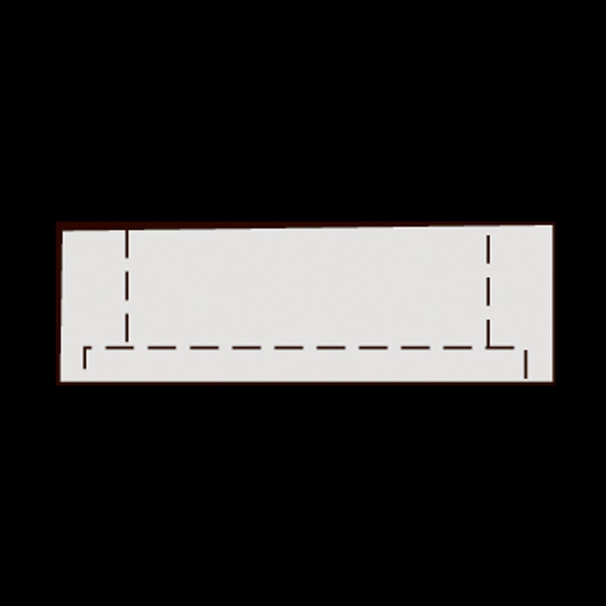 60 cm topelement, gls