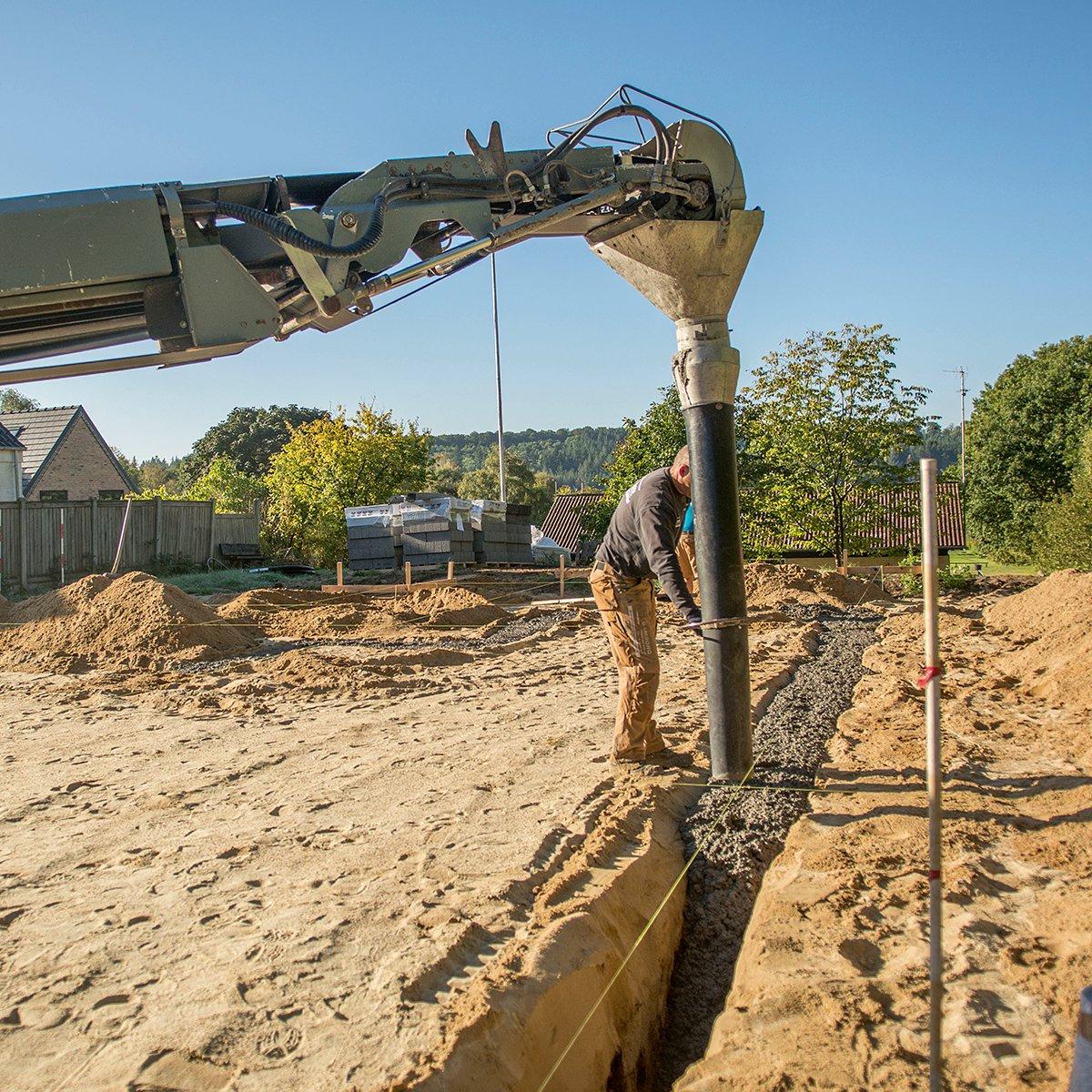 X-tremeFUNDA færdigarmeret beton