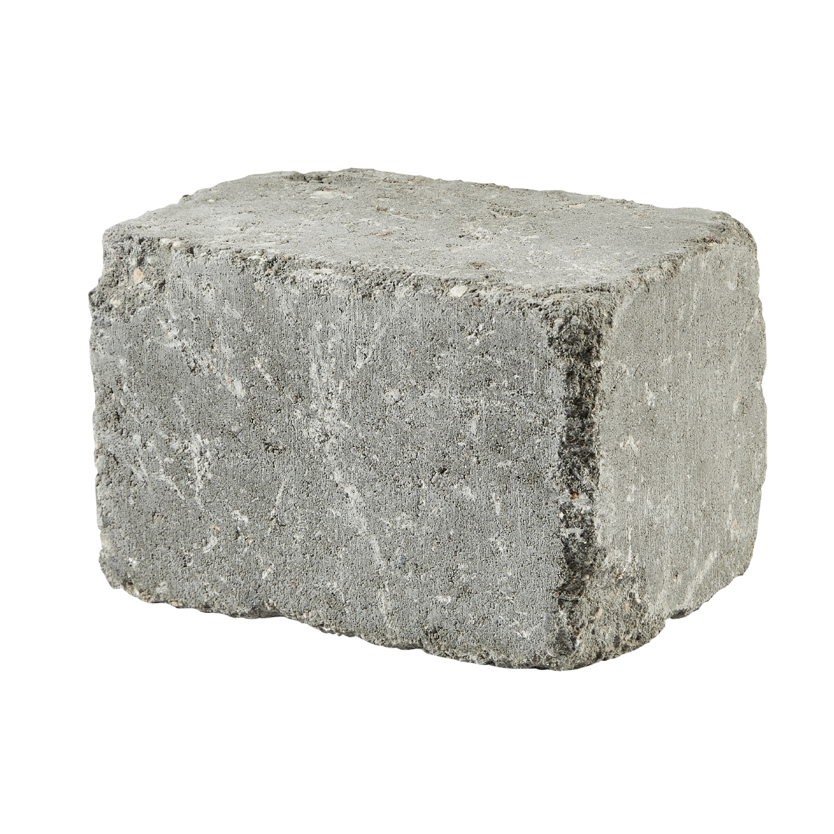 Holmegaardsten® 14x21x14 cm Grå Kantblokke