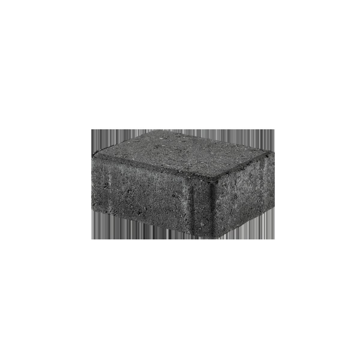 Bondesten 14x10,5x5 cm Sort/Antracit Halve