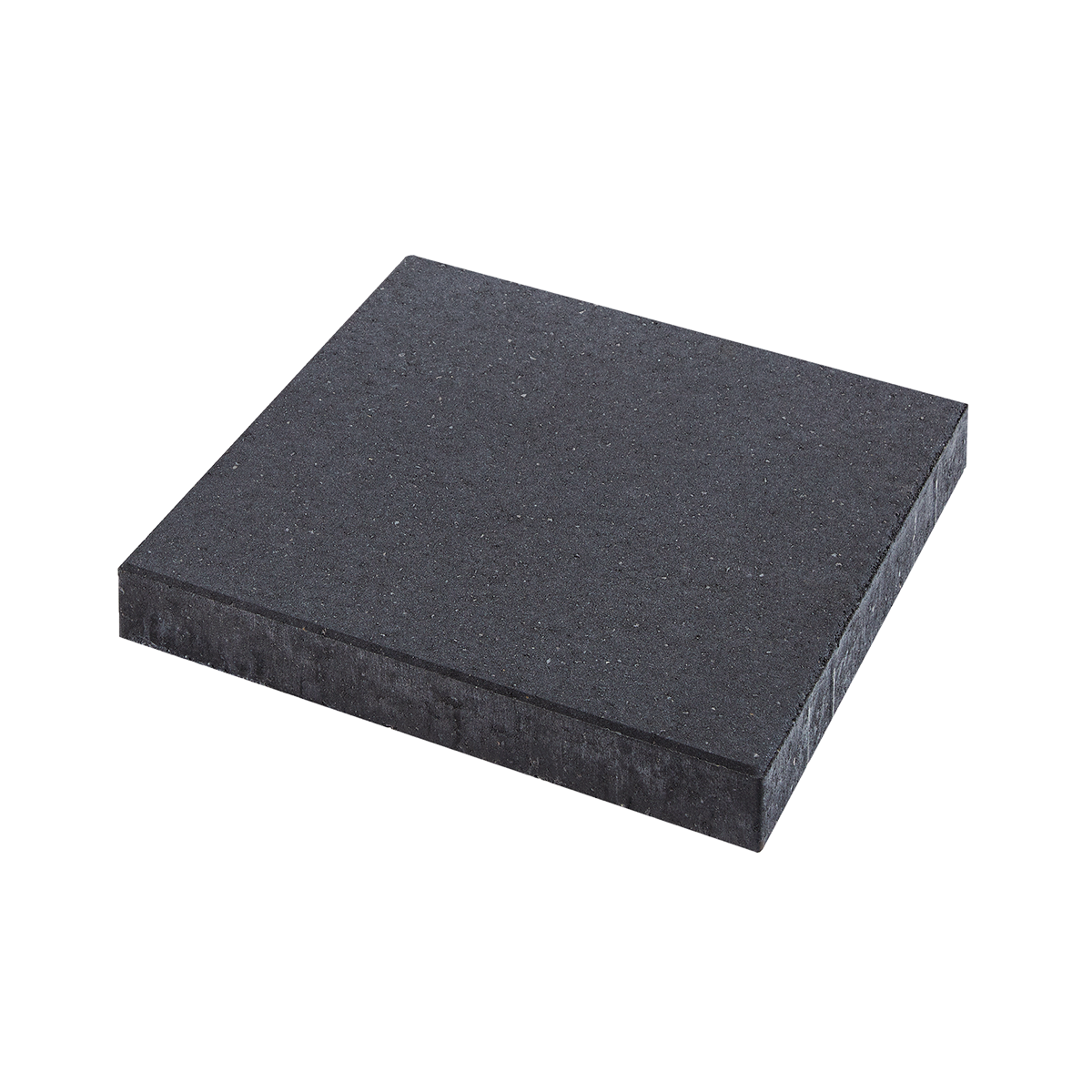 Fliser 50x50x8 cm Sort/Antracit