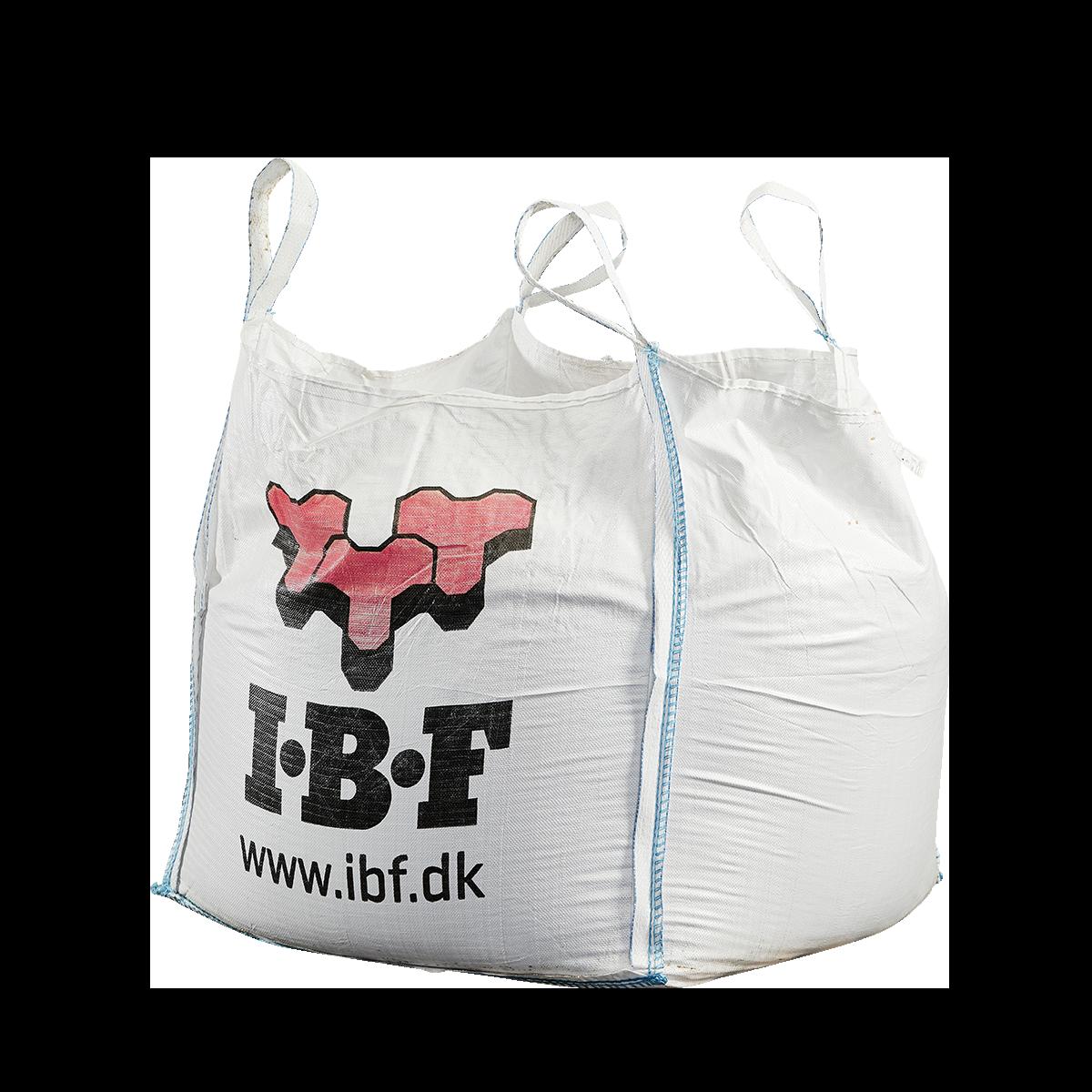 IBF Afretningssand 0-8 mm Big Bag 1.000 kg