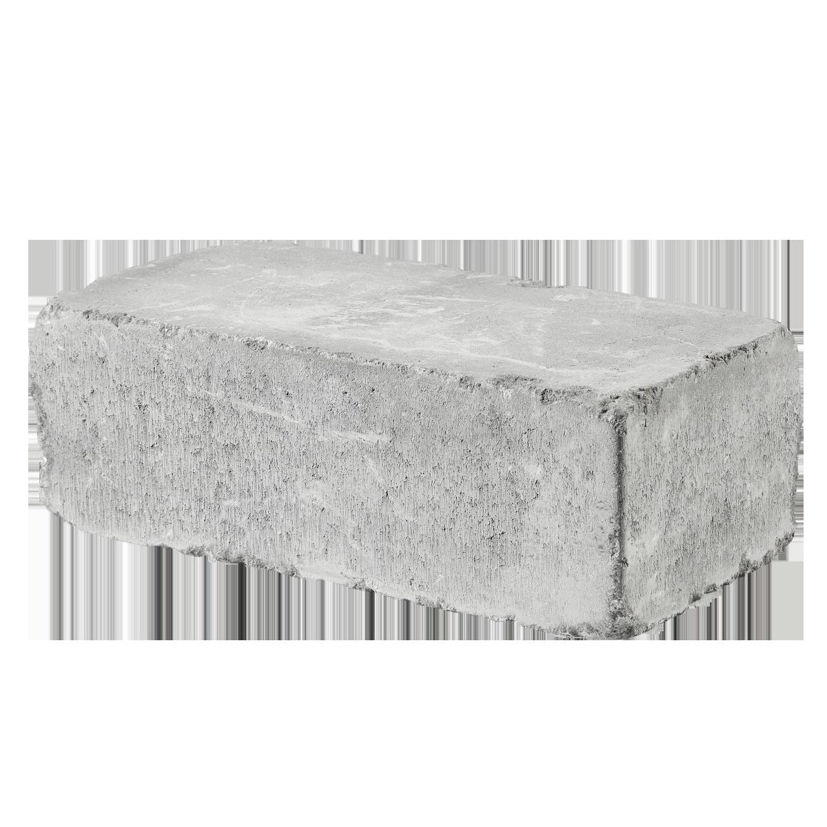 Holmegaardsten® 21x42x14 cm Grå Makro Kantblokke