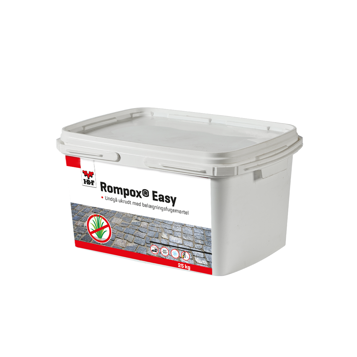 Rompox®-Easy Neutral (25 kg. spand)