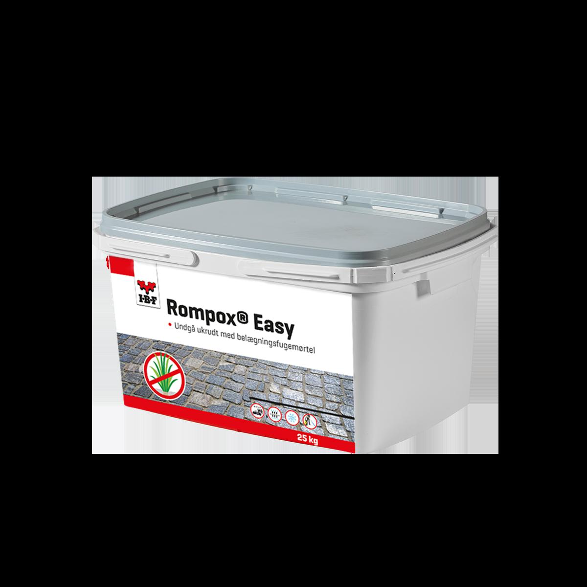 Rompox®-Easy Stengrå (25 kg. spand)