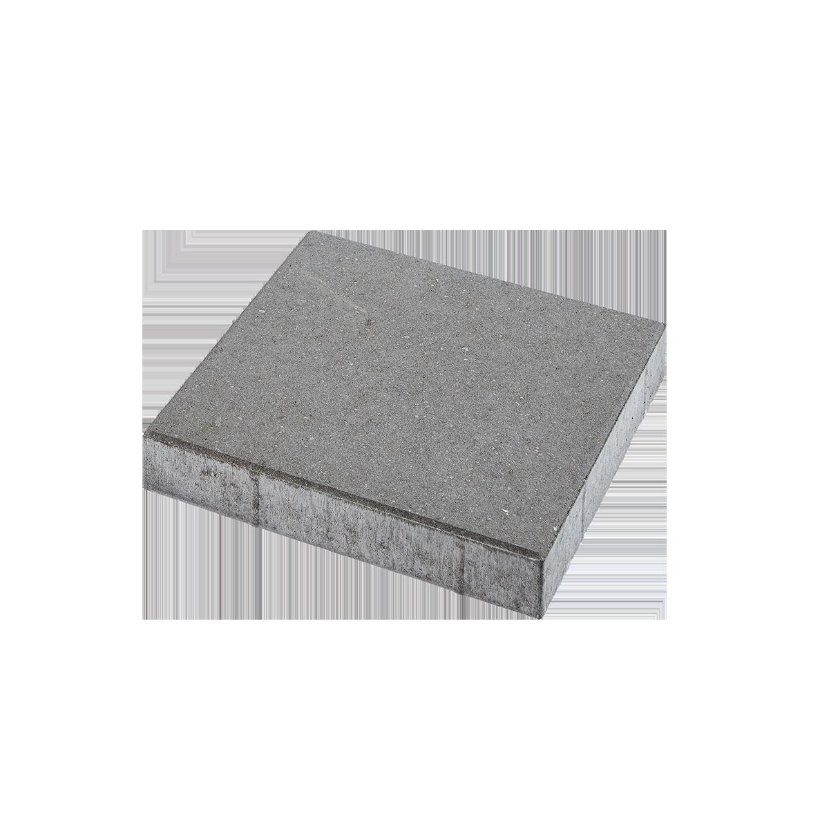 Fliser 40x40x8 cm Grå