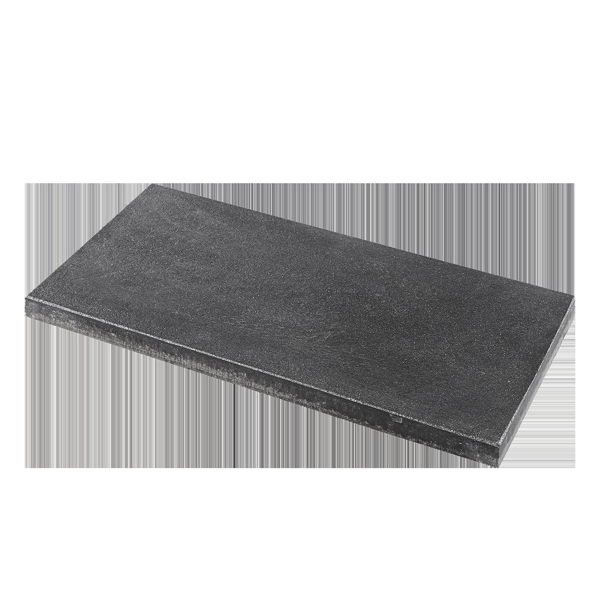 TrendLine 40,5x80,5x4 cm Sort flammet