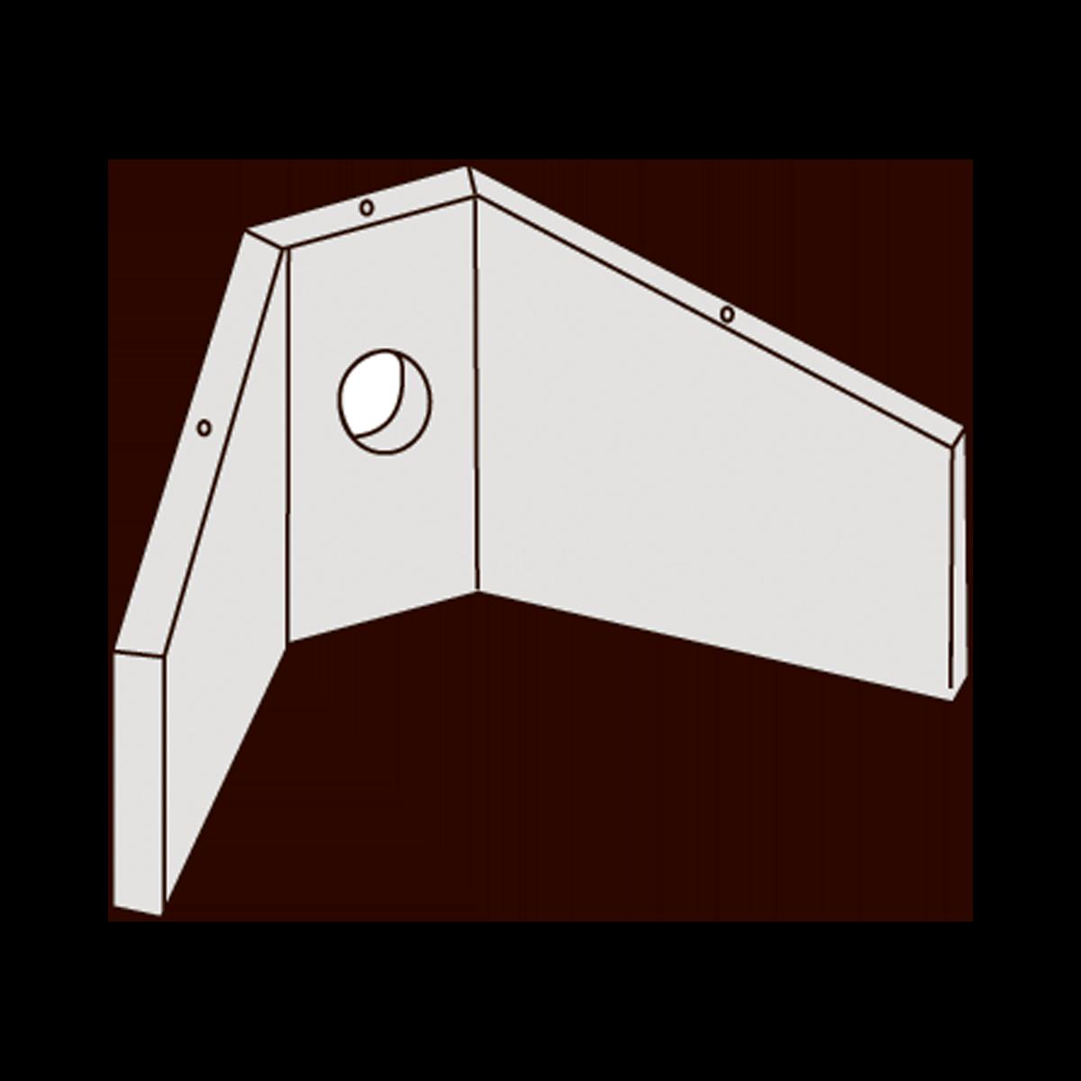 Rørind-/udløb VD 26604