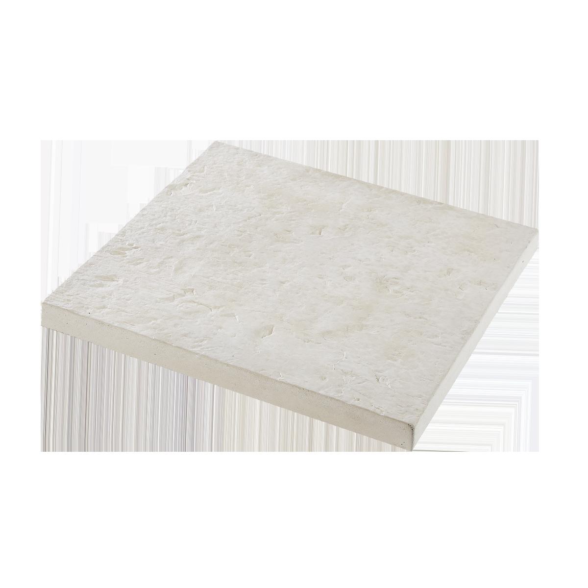 Struktur 60x60x4 cm Lys sand
