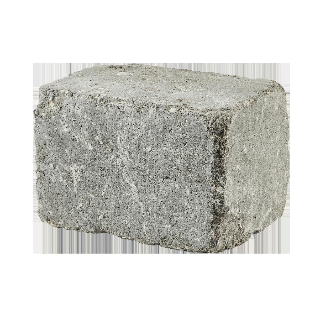 Holmegaardsten® 14x21x14 cm Gråmix Kantblokke