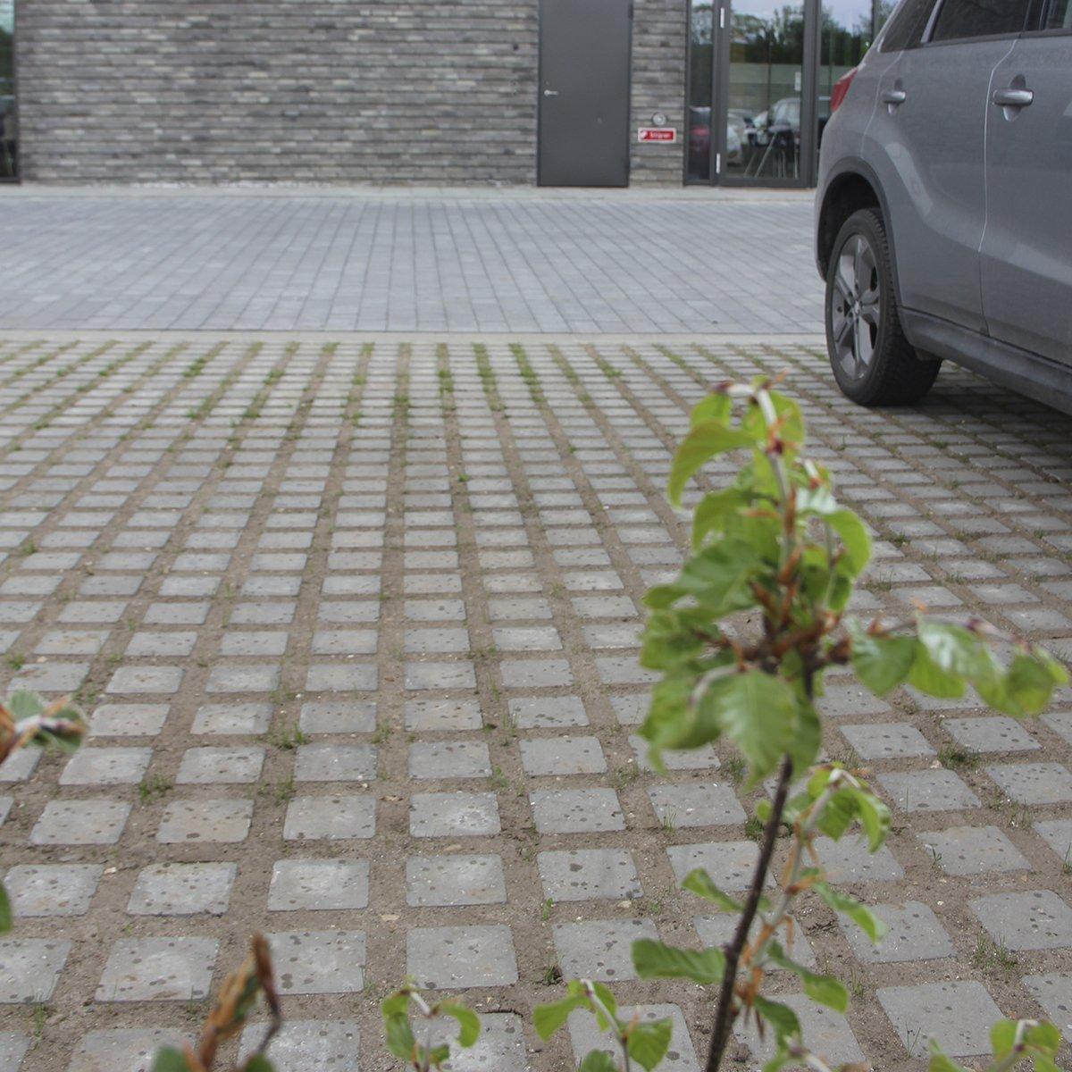 Optiloc® Classic græsarmering grå