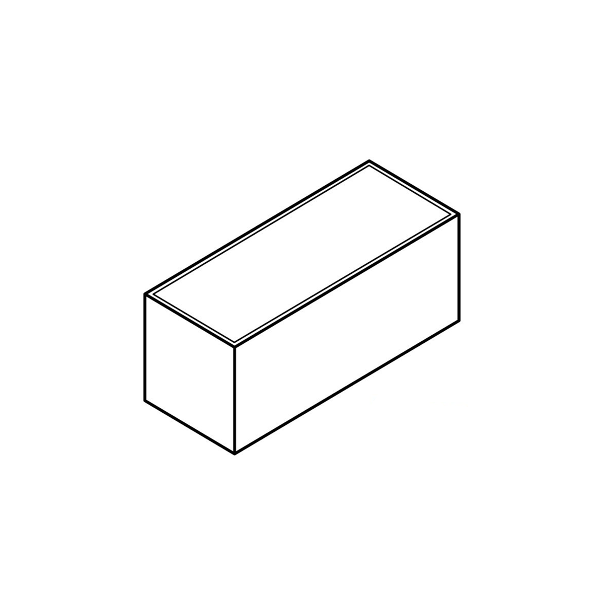 Albertslundelementer sort/antracit