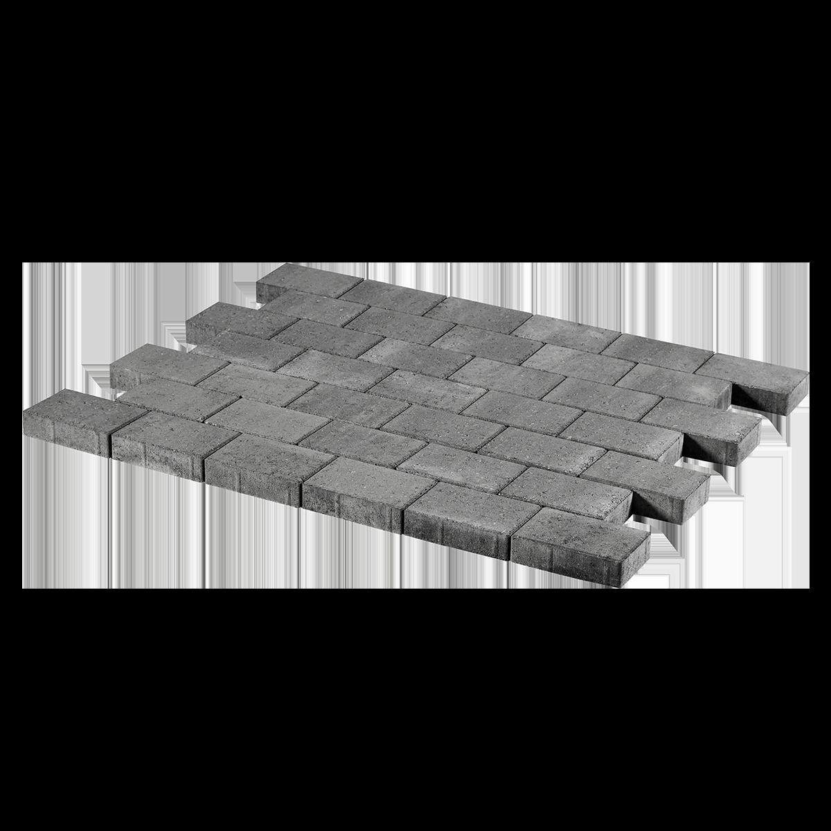 Bondesten 14x21x5 cm Gråmix Normalsten