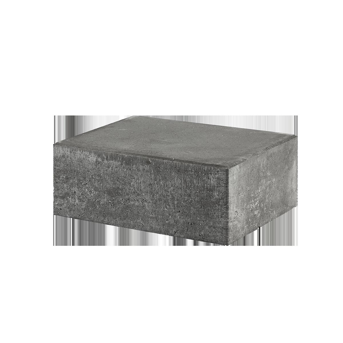 Trappetrin 30x40x15 cm Grå Lige kant