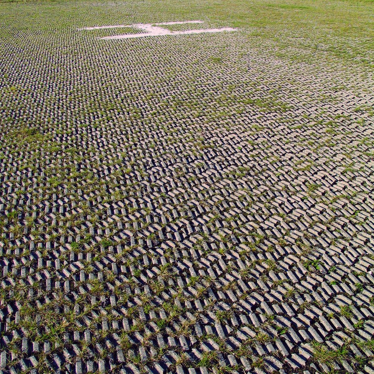 SF®-Sten græsarmering grå