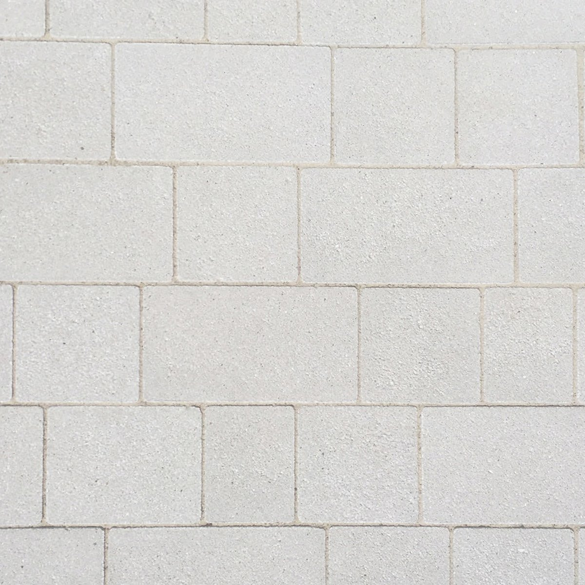 Klostersten Tek maskinsten kuglehærdet hvid marmor