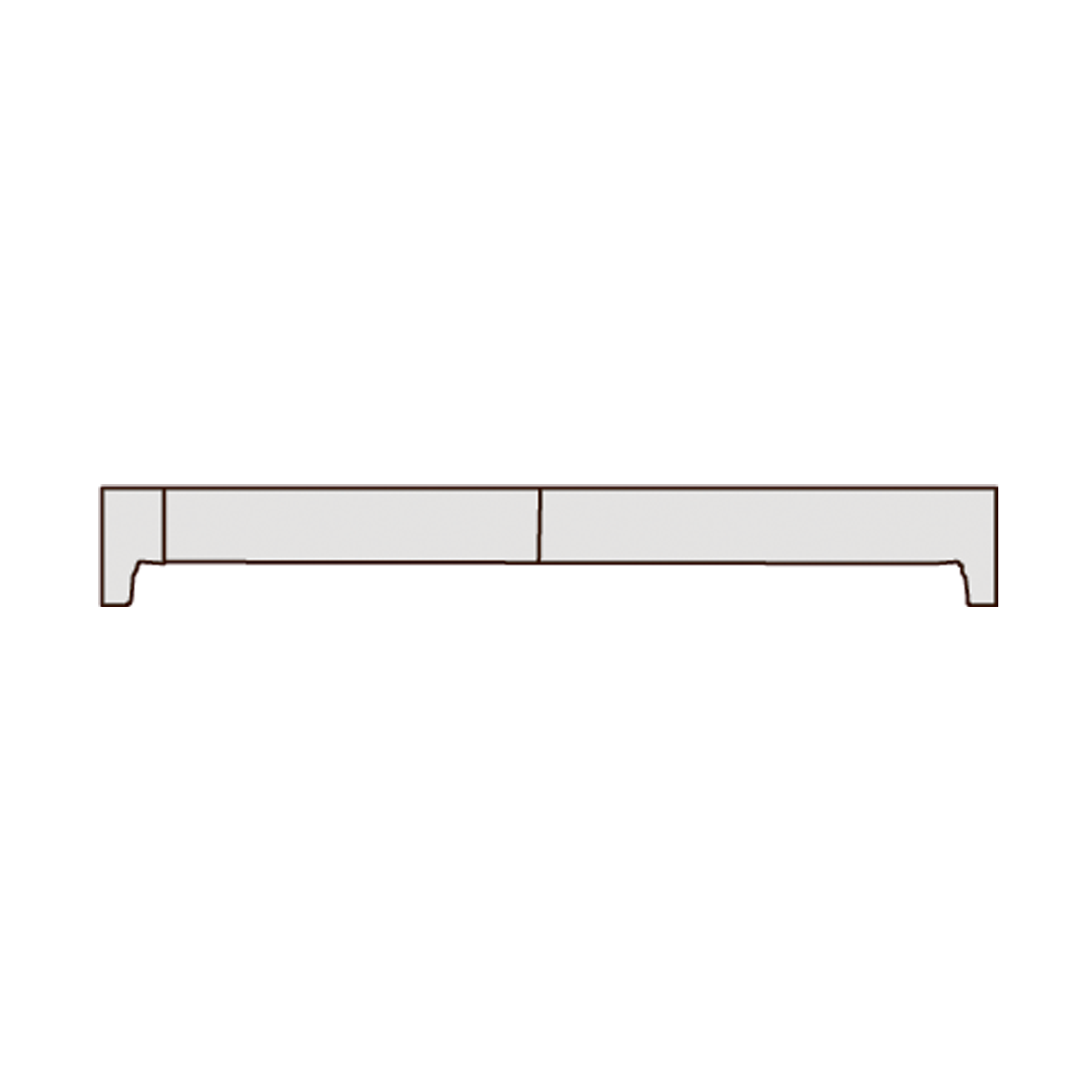 125 cm brønddæksel, gls