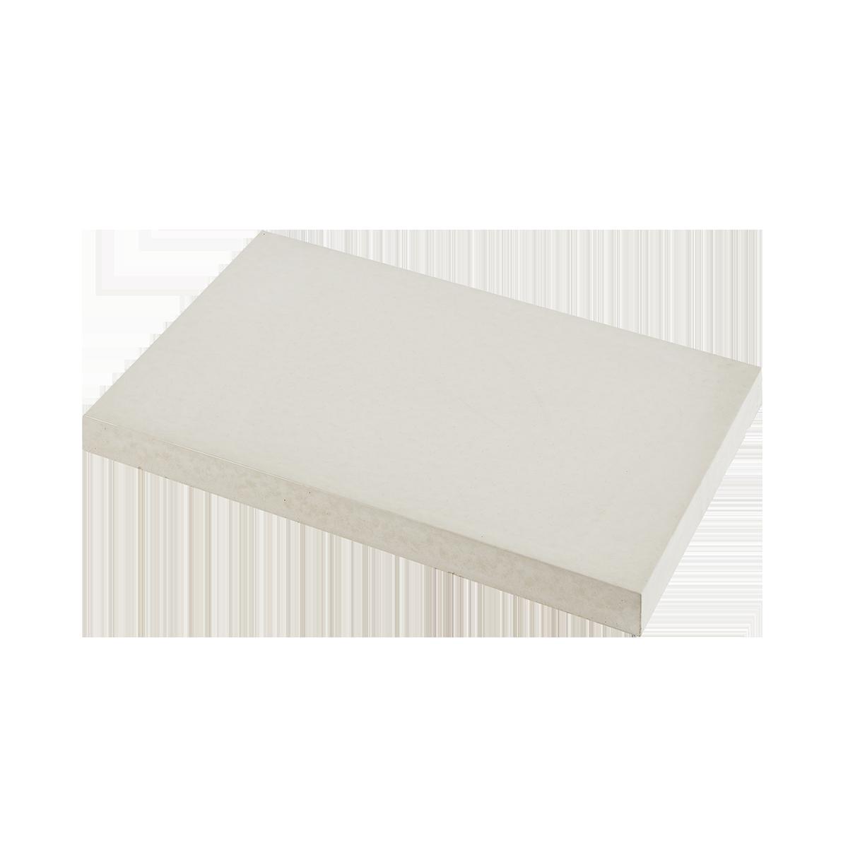SoftLine Soft fas 40x60x4 cm Lys sand Glat overflade