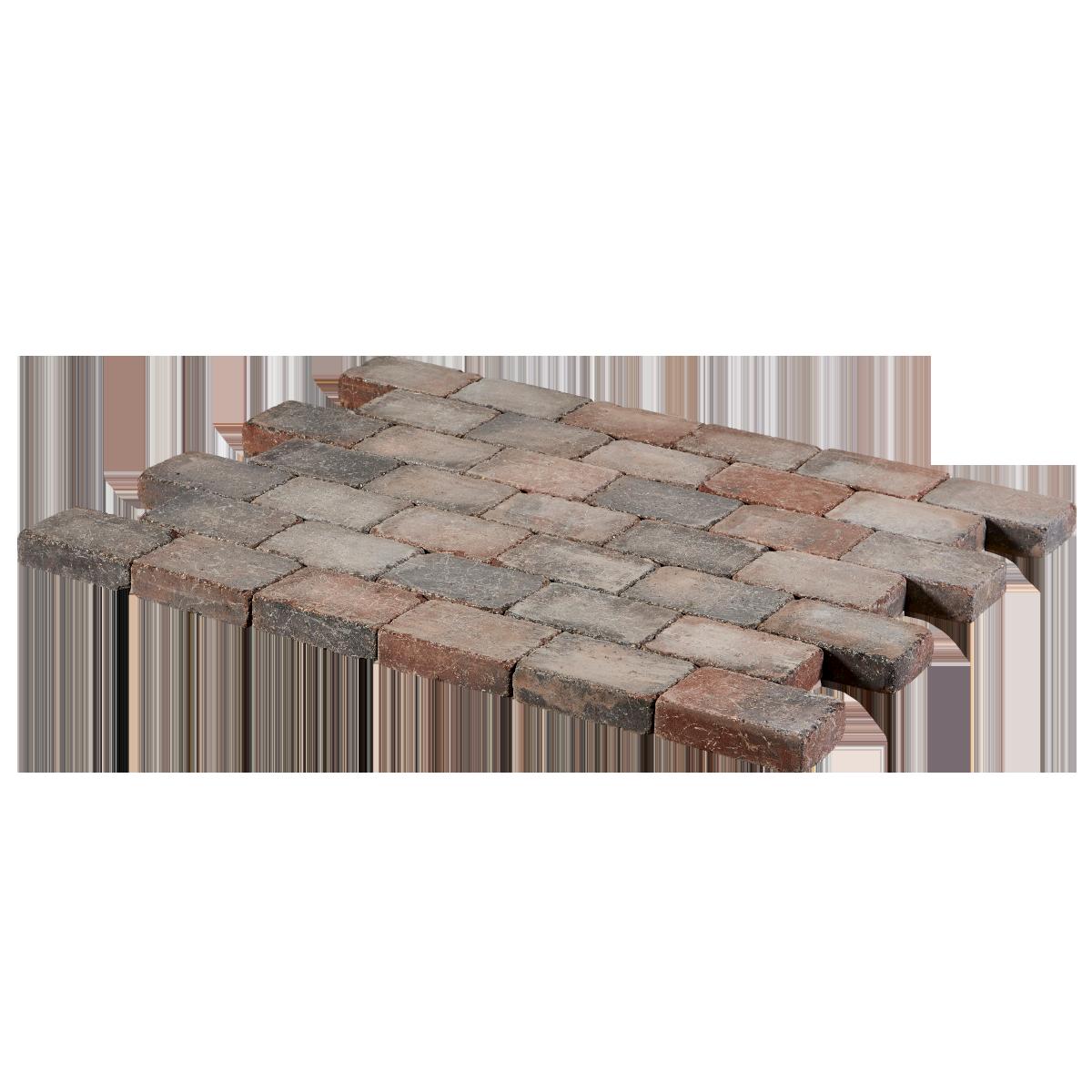 Holmegaardsten® 14x21x5 cm Rødmix Normalsten